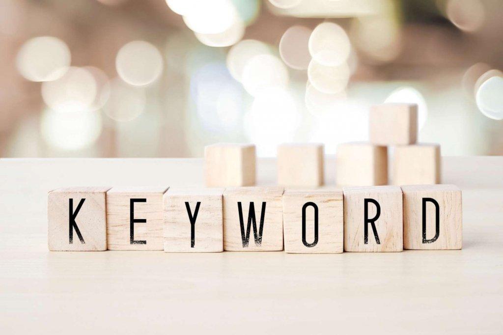 מילות מפתח עבור מנועי חיפוש